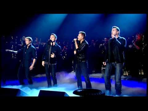 [1080p] Safe - Westlife  Live on ( The Alan Titchmarsh Show - 17Nov2010) HD