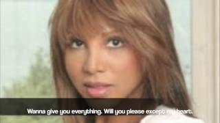 Toni Braxton- No way (with lyrics) Mp3