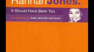 Hannah Jones - It Should Have Been You (Bagheads Full On Vocal)
