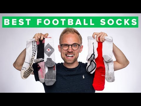 TOP 5 BEST FOOTBALL SOCKS | Spring 2018