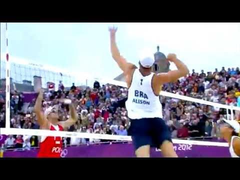 FOX Sports || Jogos Olímpicos - Vôlei De Praia Masculino