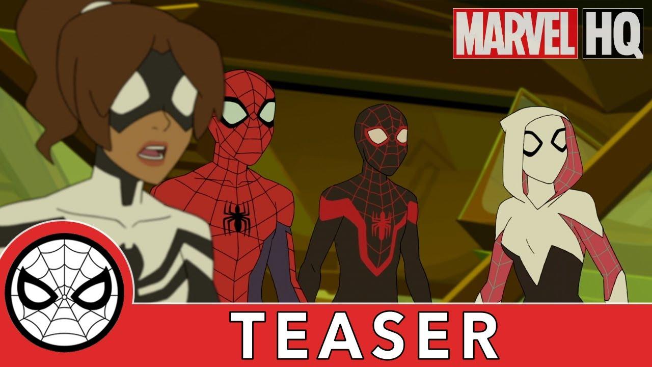 """SNEAK PEEK: Marvel's Spider-Man: Maximum Venom – """"Spider-Man Unmasked Pt. 2"""""""