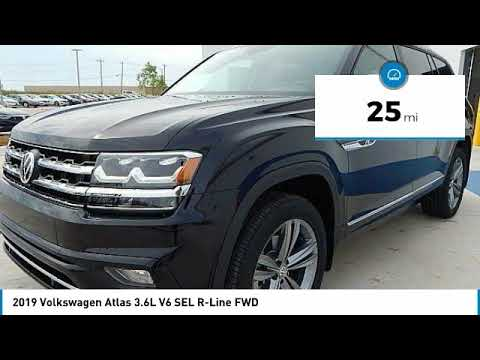 2019 Volkswagen Atlas Edmond Ok, Oklahoma City OK, Norman OK KC588362