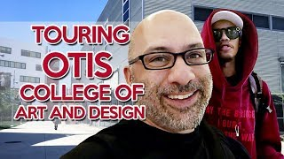 Video Touring Otis College of Art and Design #Vlog QVlog_E094 download MP3, 3GP, MP4, WEBM, AVI, FLV Juli 2018