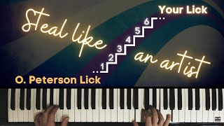 Lick No. 1 – Right Hand Variations │Blues Piano Lesson #12