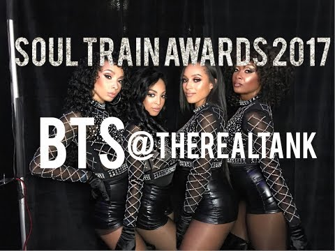 Everyday AJ Ep. 12 | Queens N Lettos takes Soul Train Awards 2017 w/ TANK