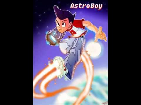 Astro Boy ( Chemistry Now Or Never )