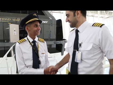 Etihad Aviation Group | Road to Happiness