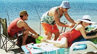 Жаркое ЛЕТО 2021 на пляже 🔥 открытие пляжного сезона🔥  | На Троих приколы 2021