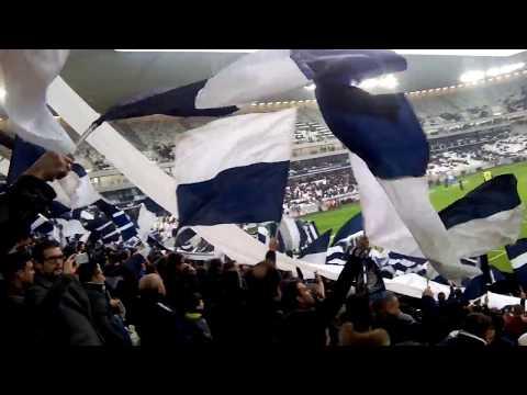 Ambiance FC Girondins de Bordeaux / Olympique Lyonnais