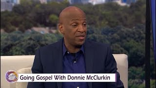 Sister Circle | Donnie McClurkin Talks New Music, Mental Health and More | TVONE