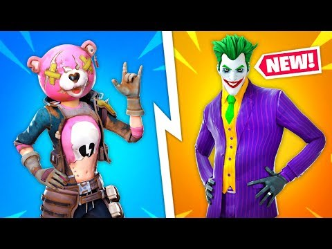 Top 10 LEAKED Fortnite SKINS COMING TO SEASON 11?