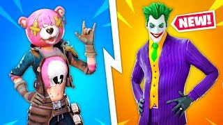 Top 10 LEAKED Fortnite SKINS COMING TO SEASON 11