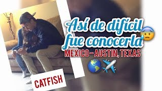 Conocí una niña en Facebook y viaje a USA para conocerla | Catfish | Julio iero