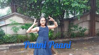 PAANI PAANI | Jacqueline Fernandez  | Badshah | Aastha Gill | Mystiquejiyah Choreography