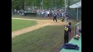 MOUNTAINSIDE COPS vs. KIDS SOFTBALL 2005