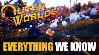 The Outer Worlds: Everything We Know About Fallout's Spiritual Successor