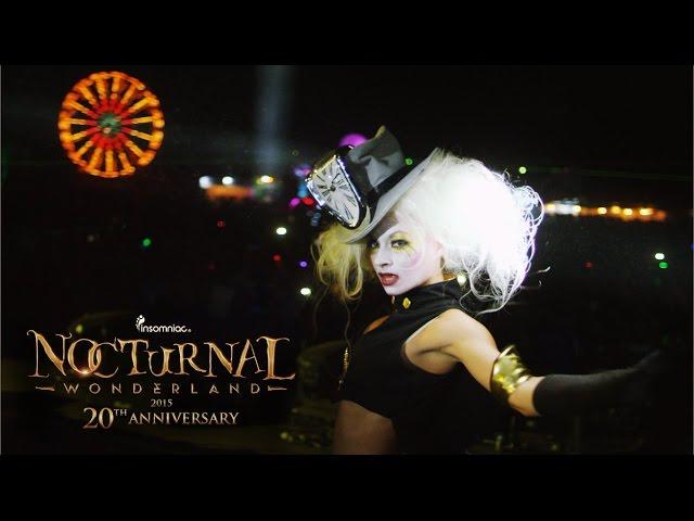 Nocturnal Wonderland 20th Anniversary Official Announcement Trailer