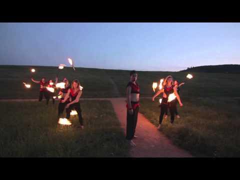 Fair Play - Unit 4: Pozvánka - Fireshow
