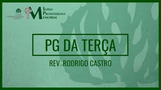 PG da Terça-Feira: Apocalipse 3:1-13