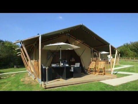 Clear Sky Safari Tents Display Video