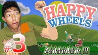 Happy Wheels: Episodio 3 // El juego mas sangriento del mundo !!