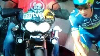 Etapa 19 Vuelta España 2016