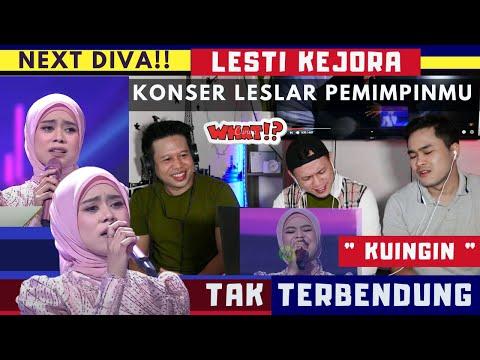 "Download Tak Rela!! Lesti DA ""Ku Ingin"" Tak Terbendung Penghayatannya The Best   Leslar Pemimpinmu (Reaction)"