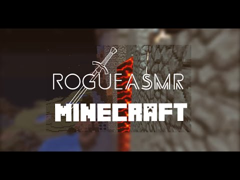 ASMR Gaming - Minecraft Exploration // Mixture of Whispering and Soft Speaking + Humming a Lullaby