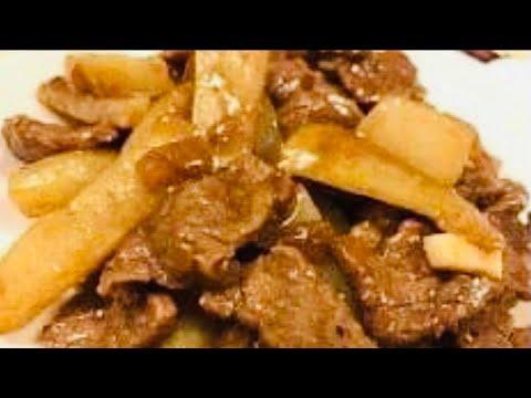 BEEF WITH POTATO RECIPE