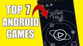7 ADDICTIVE ANDROID GAMES 2017/2018   Top 7 Android Games for 2018