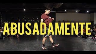Download MC Gustta e MC DG - Abusadamente (KondZilla) | Rikimaru choreography Mp3