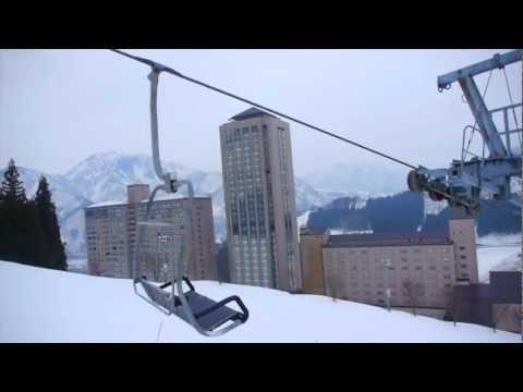 Naspa Ski Garden in Echigo Yuzawa / Just 70 minutes from Tokyo
