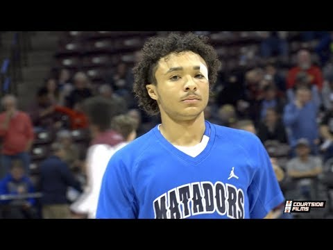 Jaelen House Scores 31 Points In Opening Bass Pro Shops TofC Win For Shadow Mountain!