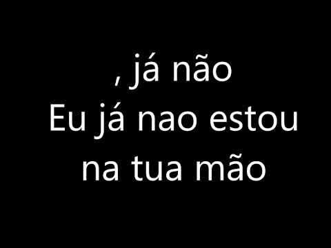 Átoa- Já não (letra)