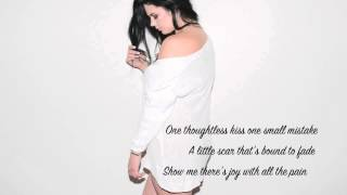 Shatterproof (Official Lyric Video) By Kirsten-Claire