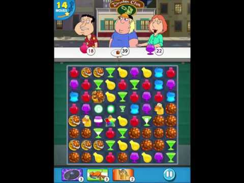 Family Guy Another Freakin Mobile Game Level 34