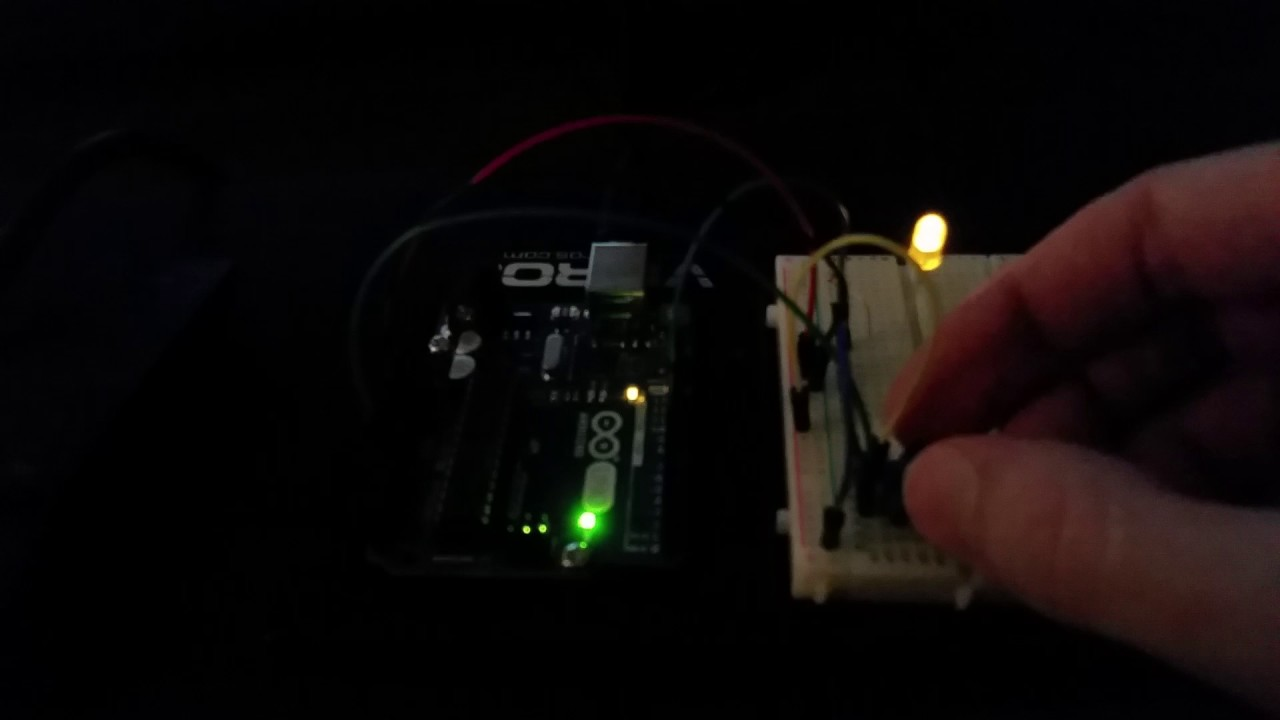 Iot Course 3 Wk 4 Led Controlled By Potentiometer Youtube Series Circuit Leds