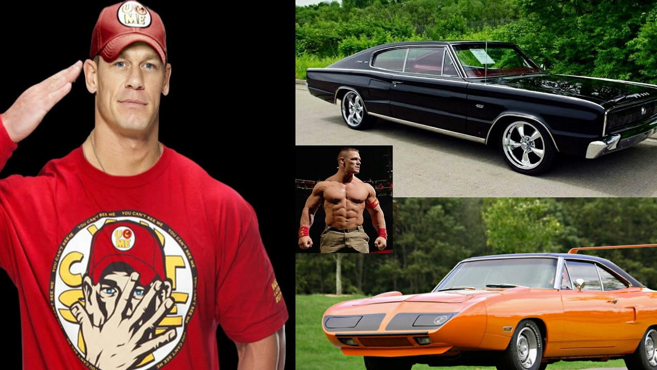 john cena biography�net worth�income�car collection�father
