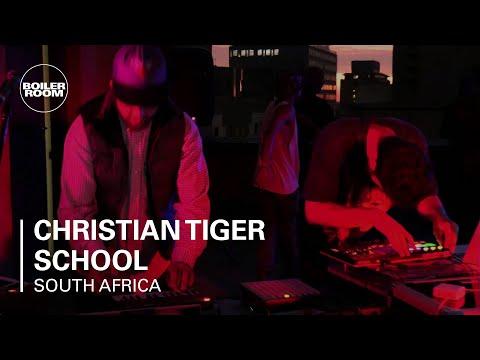 Christian Tiger School Boiler Room South Africa Live Set