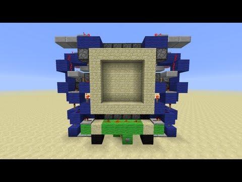 Showcase 10x10 Piston Door (First Ever!) | FunnyCat.TV
