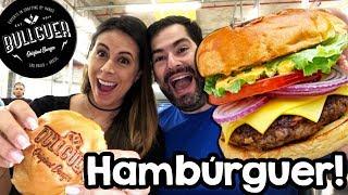1º smashBURGER do Brasil | Bullguer ! thumbnail