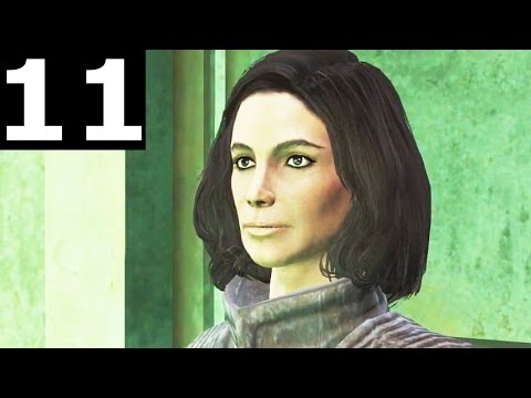 Fallout 4 Far Harbor Part 11 - The Arrival   Acadian Ideals   Help Chase - Walkthrough Gameplay