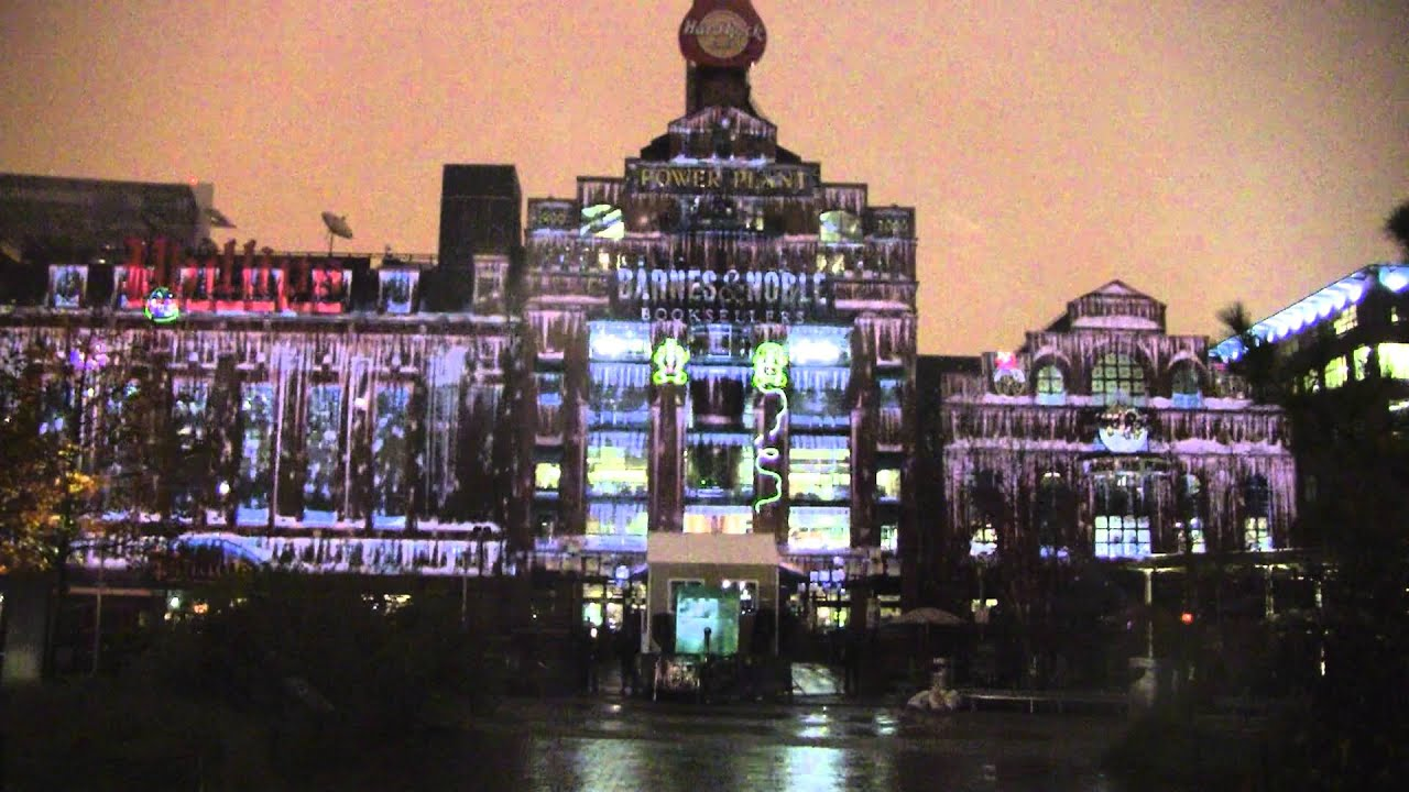 It's a Waterfront Life - Baltimore, MD Christmas Light Show - YouTube