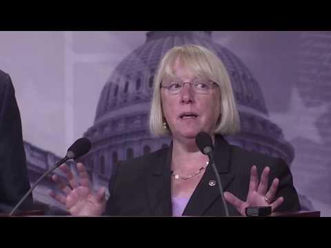 Senate Democrats blast GOP health-care bill following CBO forecast