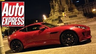 Jaguar F-Type Coupe - not your average review...