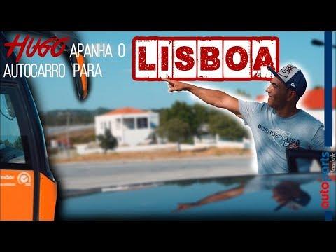 FUI de AUTOCARRO para Lisboa?  #YOUTOUR2018  - Ep 03