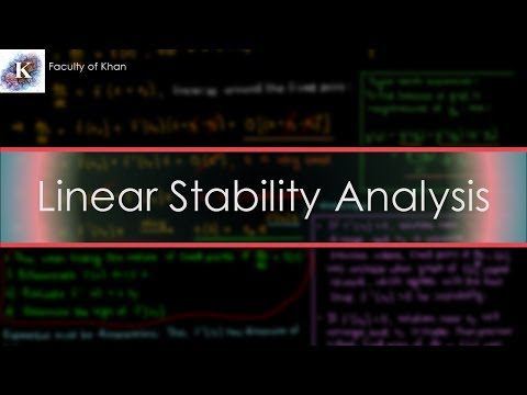 Linear Stability Analysis | Dynamical Systems 3