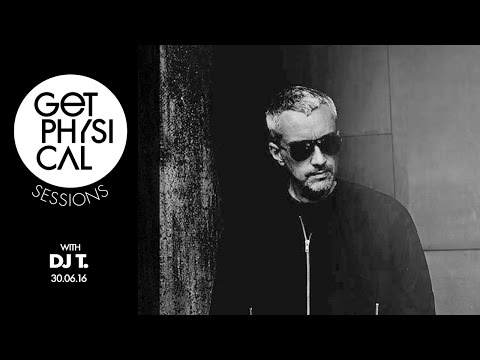 Get Physical Sessions Episode 66 With DJ T.