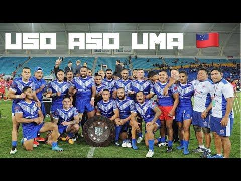 Toa samoa 2019 - SAMOA WILL RISE!!!🇼🇸 USO ASO UMA